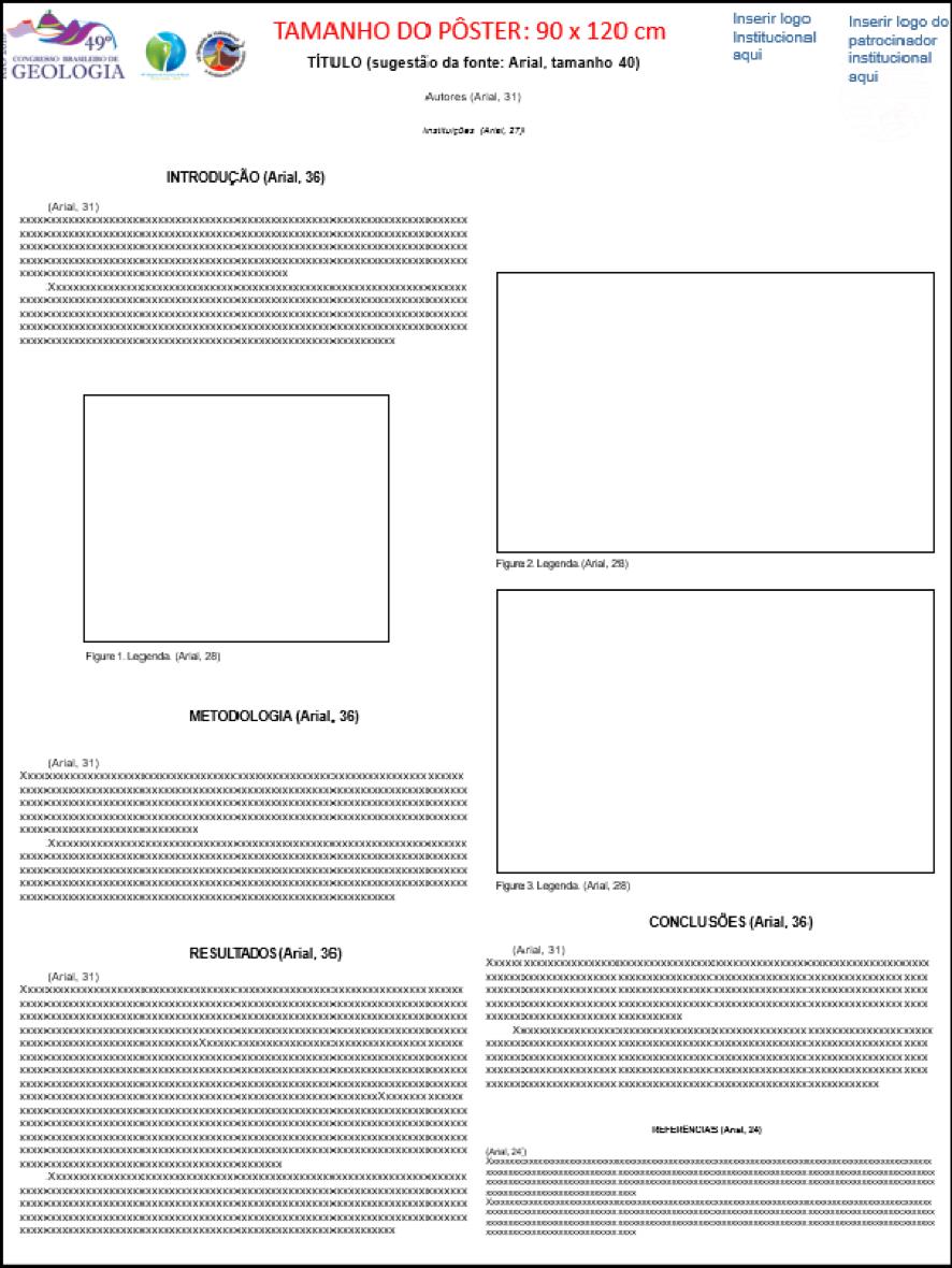 Como montar um slide academico
